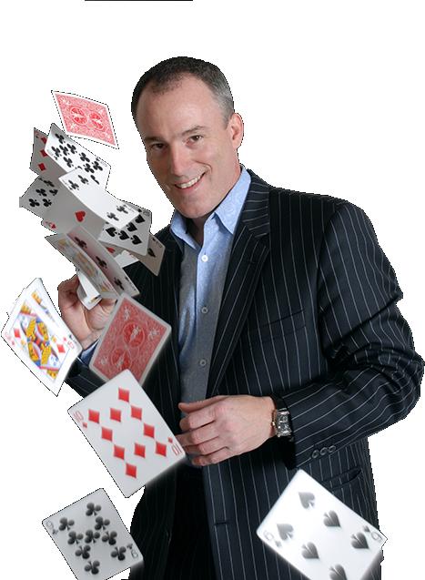 Will Fern   Incredible Award Winning Magician
